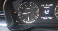 风光580pro,新车故障灯就亮了