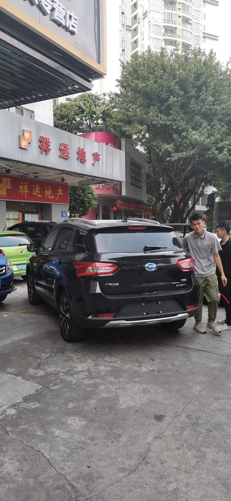 祺智phev,有没有人买2019广汽三菱褀智改装的啊
