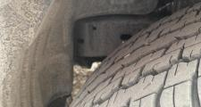 途达,过癫跛非铺装路前轮内衬异响的有吗,有好的解决办法吗