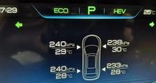 唐DM22寸轮毂胎压参考260,如今的胎压需要调整吗