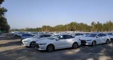 本人坐标北京最近看了几何A提车去选车的时候发现车子都是露天停放非常脏而且生产日期是五月份已经半年了都是这种情况吗长时间停放(半年)对锂电池会不会有损伤