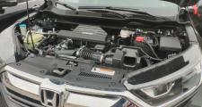 本田cr-v,crv提车半个月,下午启动时听到挺大发动机噪音的,这是哪出了问题吗